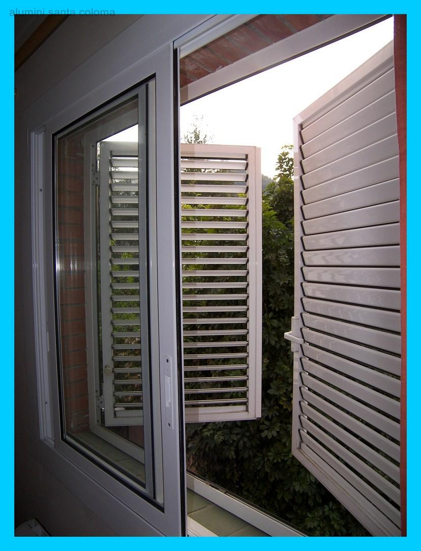Fabricaci n ventanas aluminio a medida - Ventanas de aluminio en barcelona ...