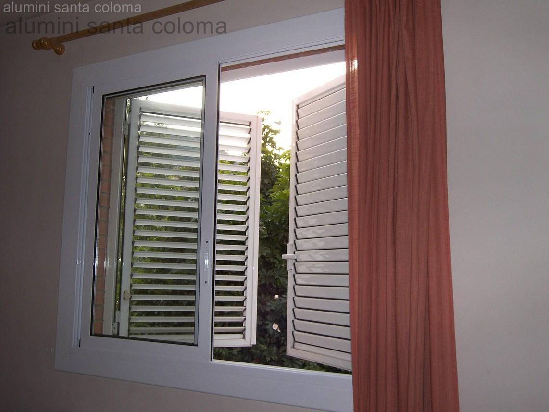 Ventanas correderas de aluminio a medida en barcelona for Correderas de aluminio