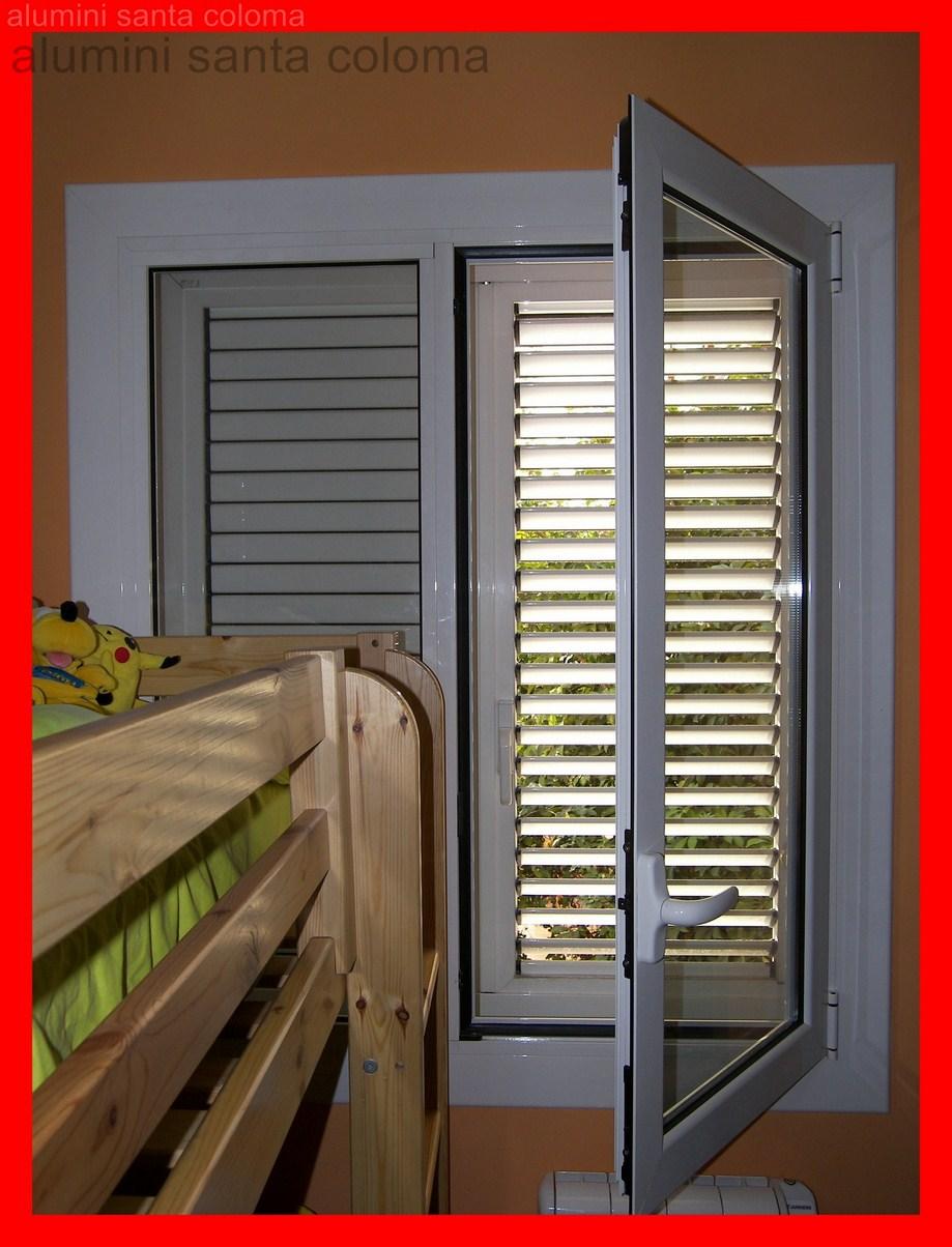 Puertas ventanas car interior design - Ventanas de aluminio en barcelona ...