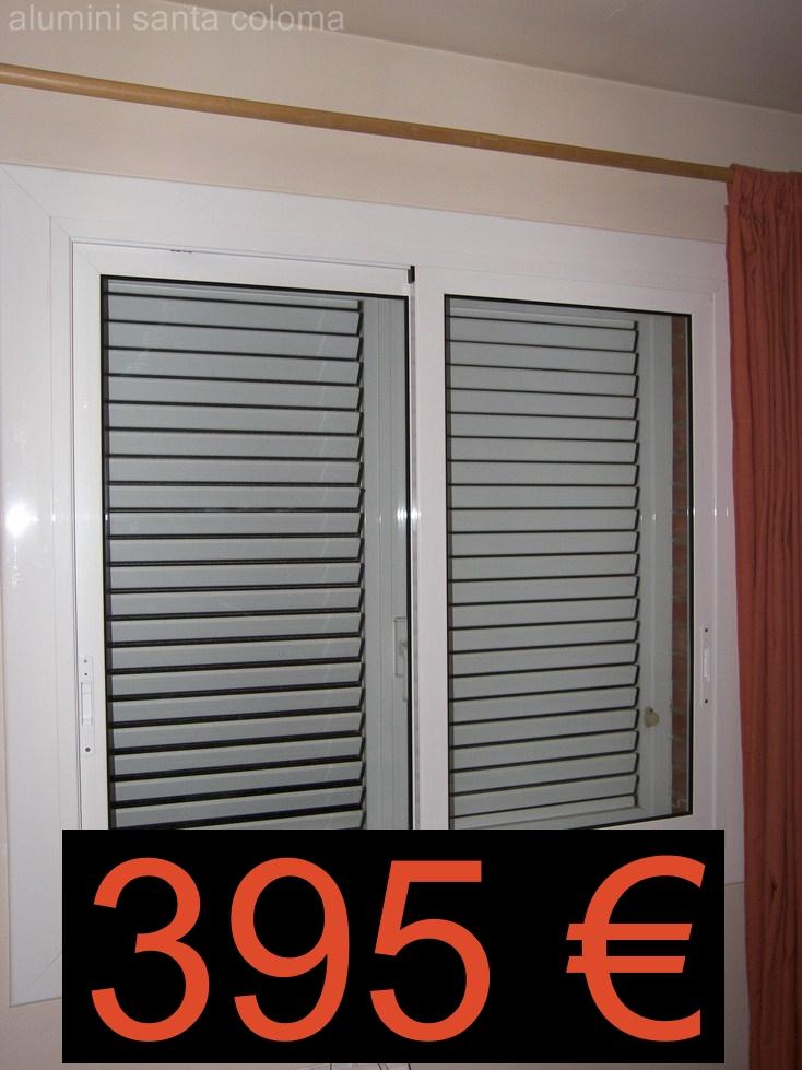 Presupuestos ventanas de aluminio a medida puertas y for Ver precios de ventanas de aluminio