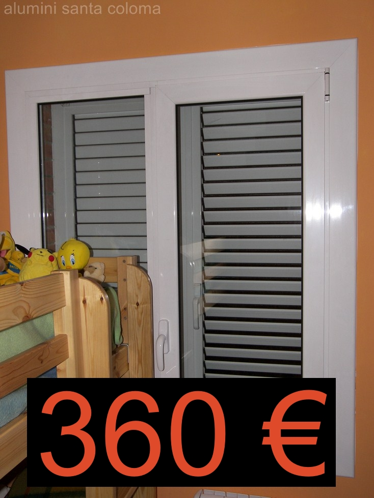 Presupuestos ventanas de aluminio a medida puertas y contraventanas de aluminio - Precio de ventanas de aluminio ...