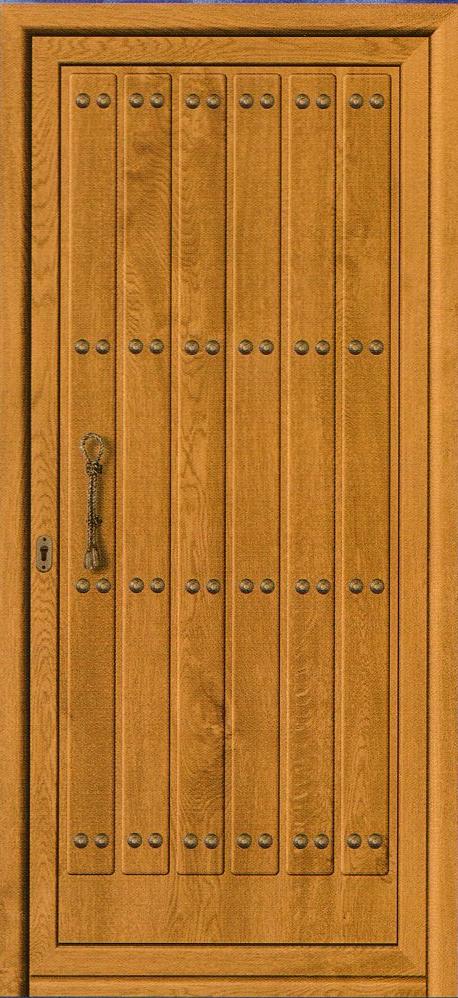 Puerta de madera rustica puertas de madera interiores - Puertas rusticas de madera ...